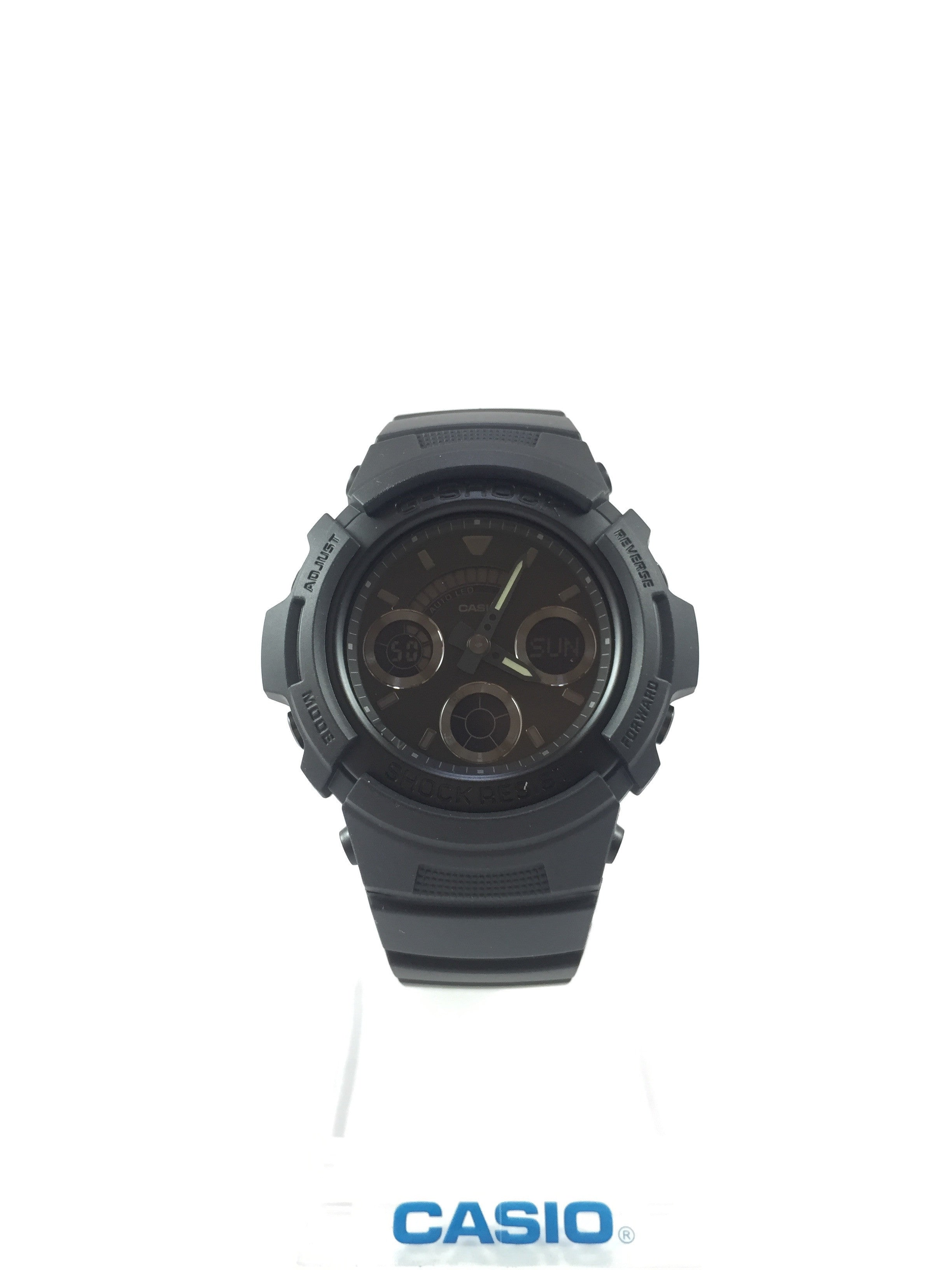 gorgeous casio resist pin watches triple shock g
