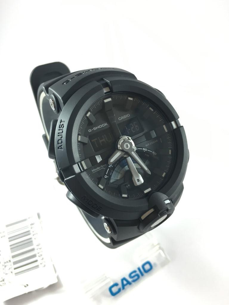 CASIO G-SHOCK MENS WATCH GA-500-1ADR