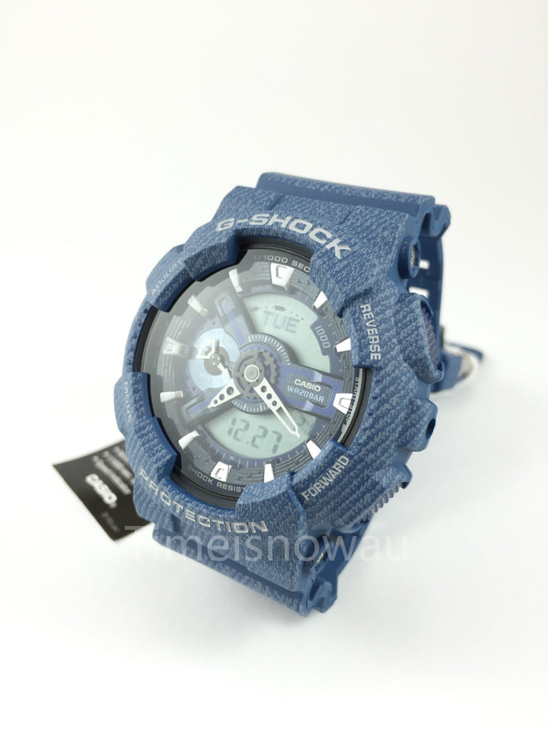 CASIO G-SHOCK MENS WATCH GA-110DC-2ADR