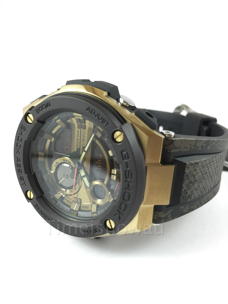 CASIO G-SHOCK G-STEEL MENS WATCH GST-200-CP-9ADR