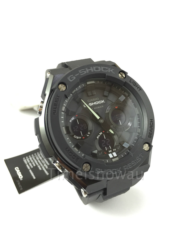 CASIO G-SHOCK G-STEEL MENS WATCH GST-S100G-1BDR