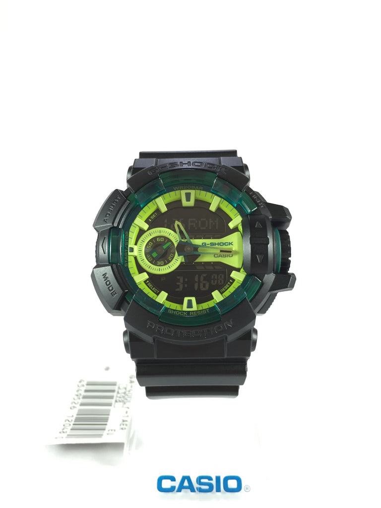 CASIO G-SHOCK MENS WATCH GA-400LY-1AER