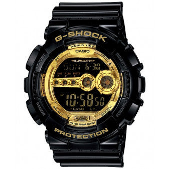 CASIO G-SHOCK DIGITAL MENS WATCH GD-100GB-1DR