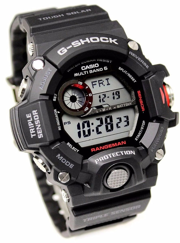 RANGEMAN TRIPLE SENSOR MENS WATCH GW-9400-1DR