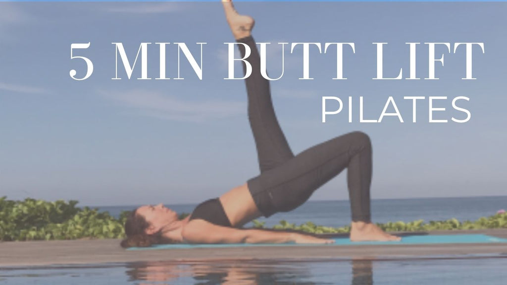 pilates glute workout