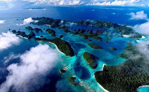 beautiful Indonesia islands