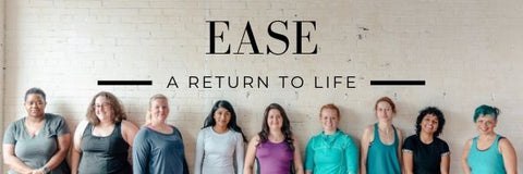 ease beginner pilates program