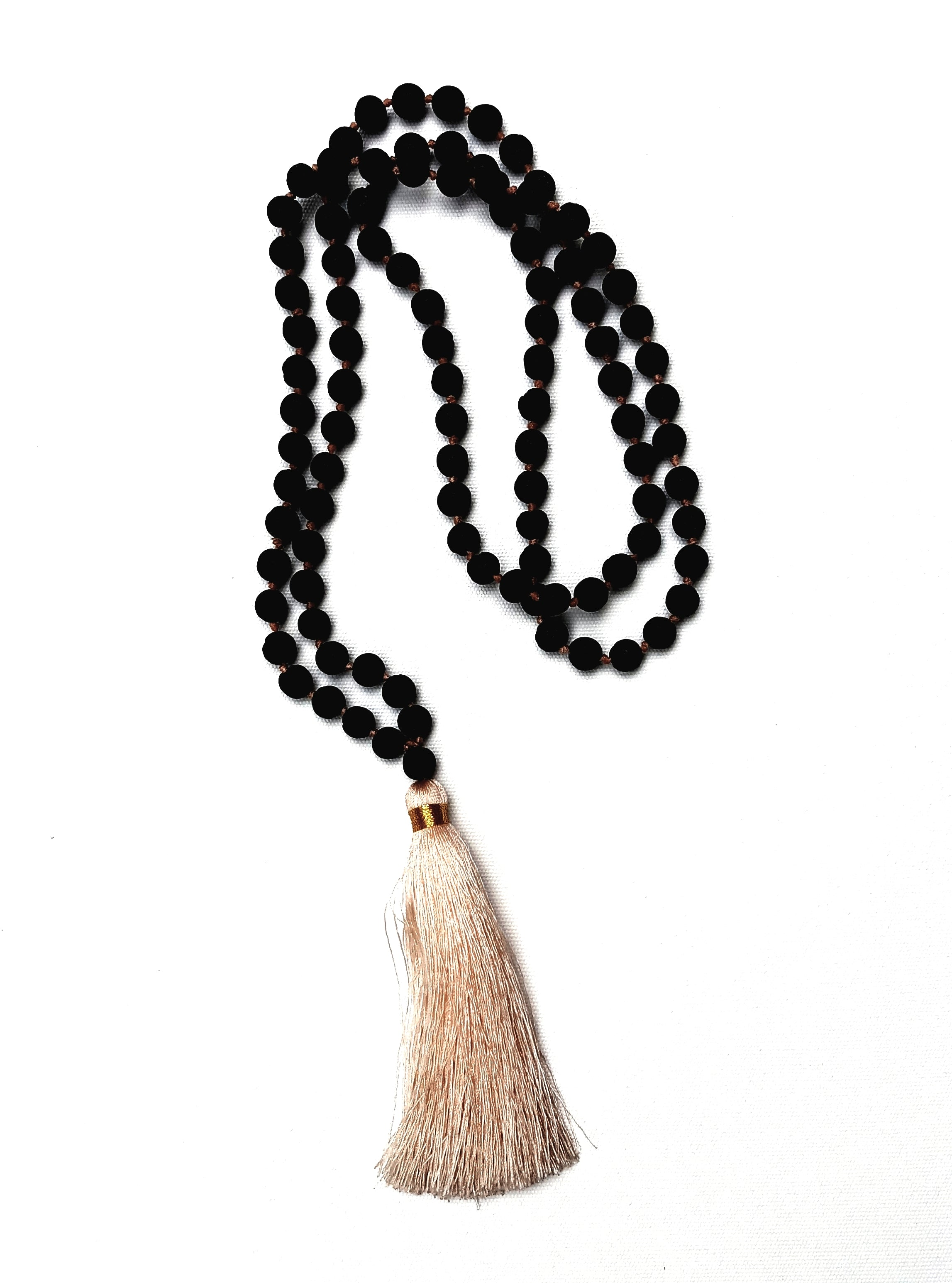 mala necklace yoga necklace meditation necklace made in bali