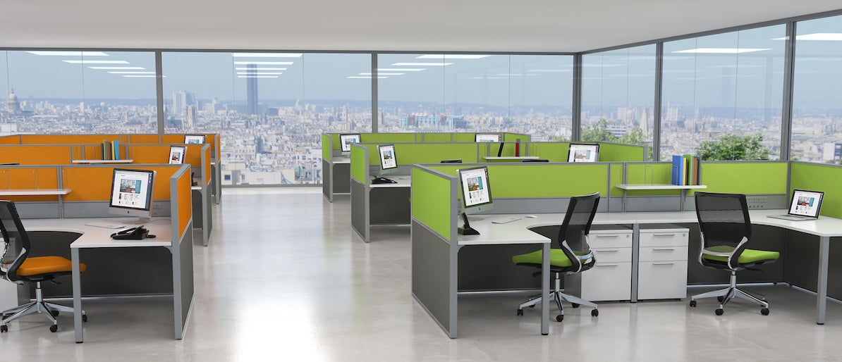 Studio 50 Office Partitions