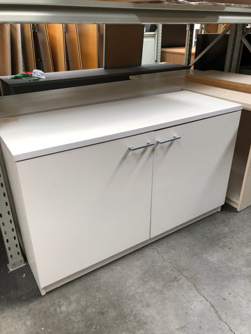 Used Credenza Off White