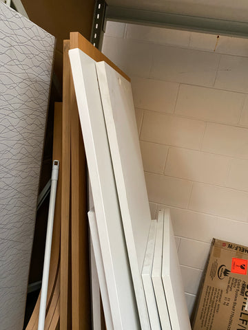 Used Partition Desk tops