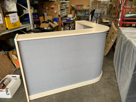 Used regent reception desk