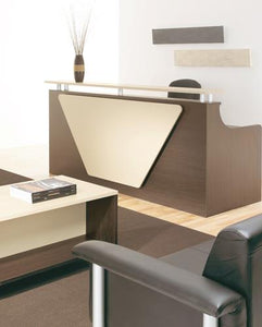 Aoraki Reception Counter-Unclassified-NZ Tawa-1800 wide-Auckland-Commercial Traders - Office Furniture