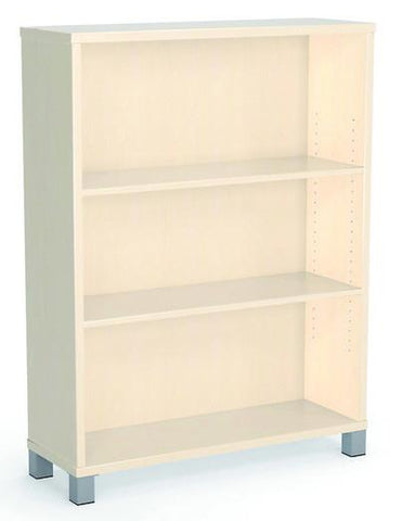 Cubit Bookcase 1200H - commercial traders office furniture
