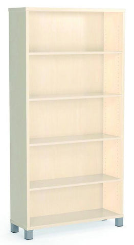 Cubit Bookcase 1800H - commercial traders office furniture