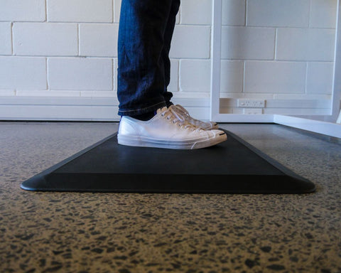 Cloud Anti Fatigue Mat - 500 x 990-Unclassified-Default-Commercial Traders - Office Furniture