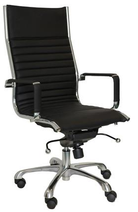 ES Swivel High Back Chair - commercial traders office furniture