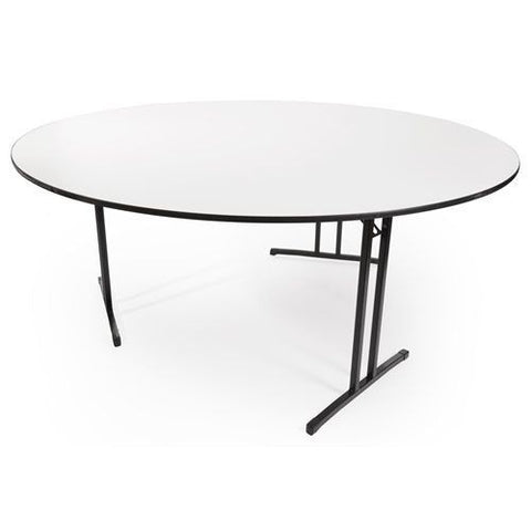 Banquet Table 1800 Wide (3 Legs) - commercial traders office furniture