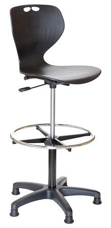 Mata Architectural Chair - commercial traders office furniture