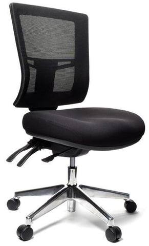 Metro II Mesh Office Chair - commercial traders office furniture