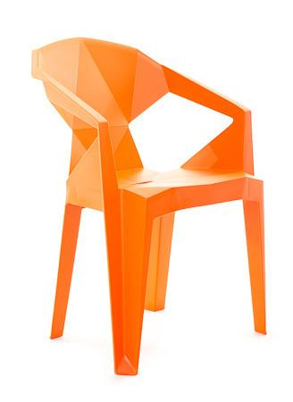 Muze Stackable Chair - commercial traders office furniture