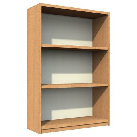 N-Zed Bookcase 1200h - commercial traders office furniture