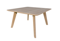 Oslo Coffee Table - (Rectangle) Veneer Top Ash