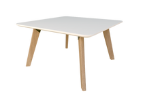 Oslo Coffee Table (Rectangle) - Melteca Top