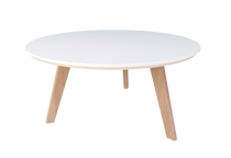 Oslo Coffee Table (Round) - Melteca
