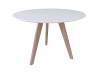 Oslo Meeting Table (Round) - Melteca