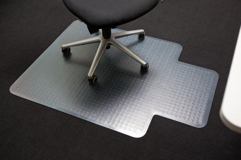Chair Mat - Large - PVC - commercial traders office furniture