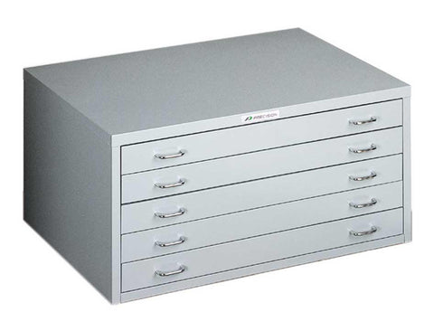 A1 Plan Drawers-Unclassified-5 Drawers-Deep Teal-Commercial Traders - Office Furniture