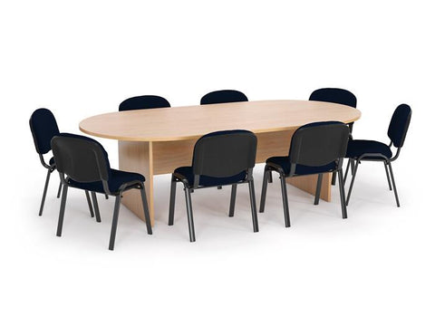 Ergoplan Table and Swift Chair Package - commercial traders office furniture