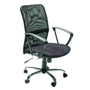 Stat Mesh Mid Back Chair - commercial traders office furniture