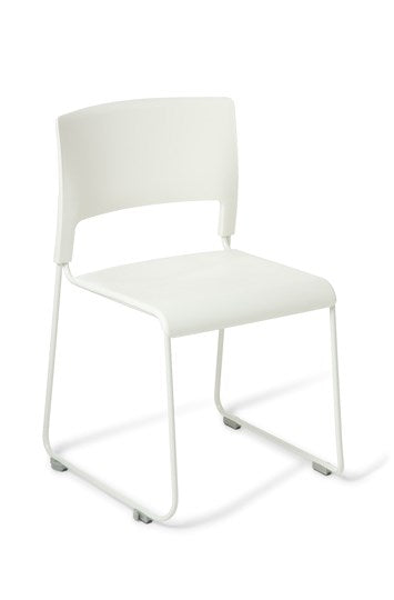 Slim Chair   Commercial Traders Office Furniture ...