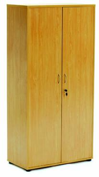 Ergoplan Cupboard 1800 H x 900 W- Tawa-Unclassified-Default-Commercial Traders - Office Furniture
