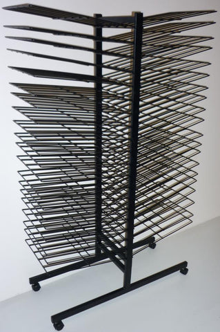Art Drying Rack-Unclassified-40 Racks-Please Enquire about Delivery-Commercial Traders - Office Furniture