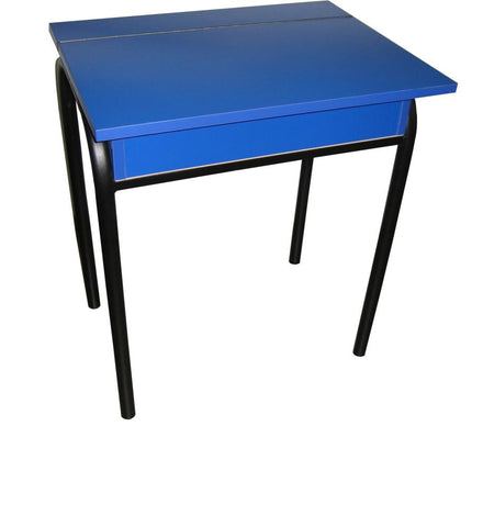Flip Top Box Desk - commercial traders office furniture
