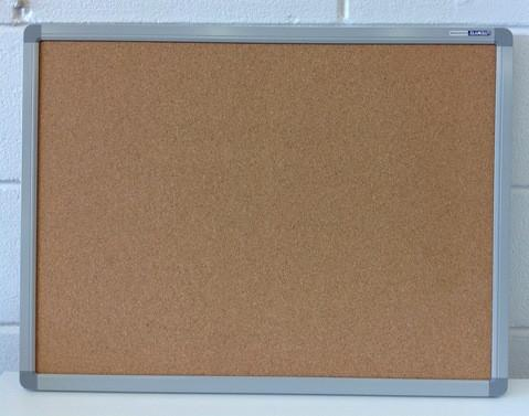 Supplier Clearance Corkboard 600 x 400-Customer Pick Up-Commercial Traders - Office Furniture