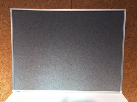 Supplier Clearance Custom Fabric Noticeboard 600 x 900-Customer Pick Up-Commercial Traders - Office Furniture