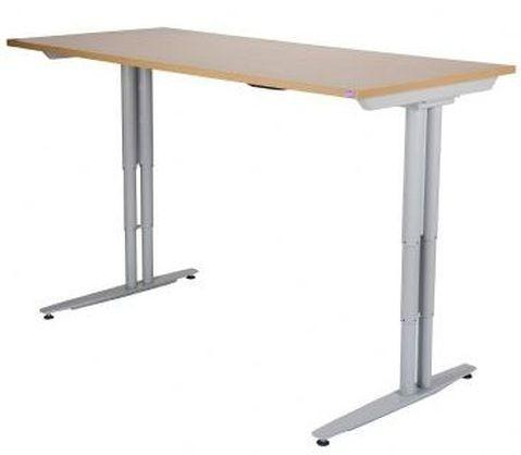 Arise 1800 w - Height Adjustable Desk - commercial traders office furniture