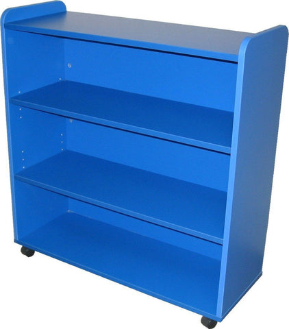 Book Storage Unit - 900 x 900 - commercial traders office furniture