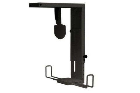 C3 CPU Holder (For large CPU's)-Unclassified-C3 Large CPU holder (Black Only)-Commercial Traders - Office Furniture
