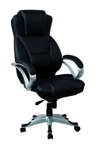 Darth High Back Chair - commercial traders office furniture