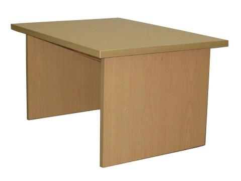 Essentials Coffee Table - 1200 x 600 - commercial traders office furniture
