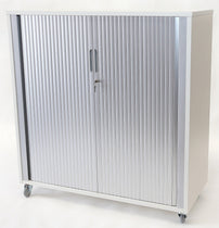 Essentials Tambour - 1200h x 1200w - commercial traders office furniture