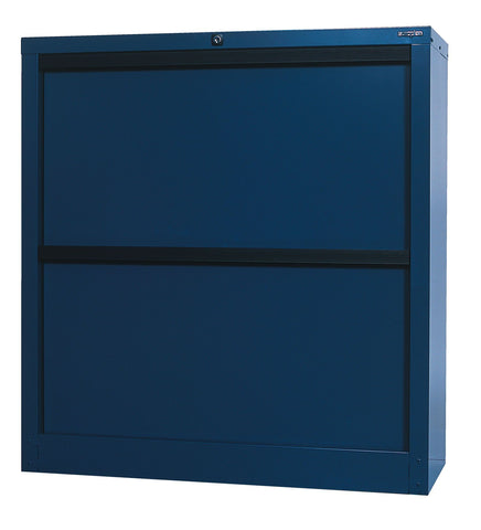Eurotilt 2 drawer-Unclassified-Driftwood-Commercial Traders - Office Furniture