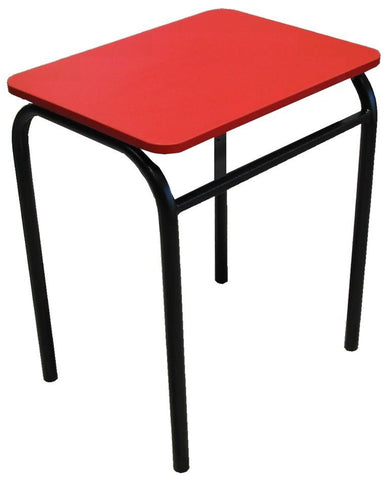 Fixed Top Student Desk - commercial traders office furniture