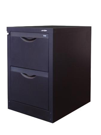 Forte Filing Cabinet - 2 drawer - commercial traders office furniture