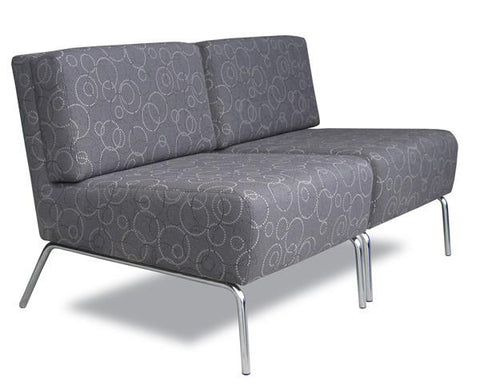 Jazz 2 seater-Unclassified-Delivery In Auckland-Lustrell (Vinyl)-Commercial Traders - Office Furniture